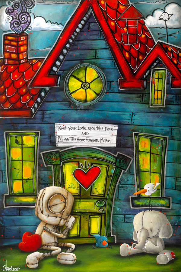 Your Love Is My Home - Fabio Napoleoni