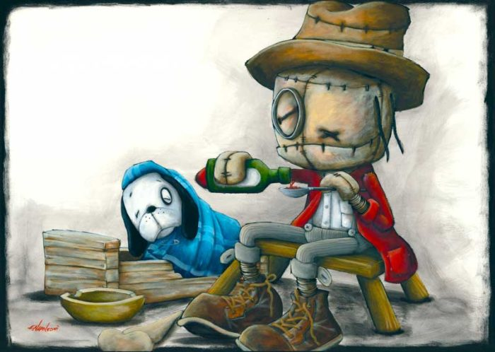 Fabio Napoleoni Little Bit of Love ( Bedside Manner)